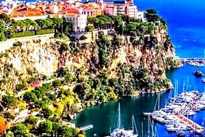 Víkendový výlet nebo Velikonoce v Monaku....