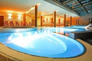 Maďarsko v Anna Grand Hotelu **** s neomezeným wellness a polopenzí...