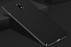 Ultratenký zadní kryt pro Samsung J7-2017 PZK3 Barva: Černá...