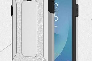 Army extra pevný zadní kryt pro Samsung J5-2017 PZK12 Barva: Bílá...