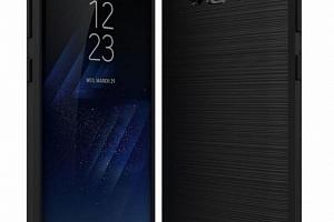 Tenký zadní kryt pro Samsung S8+ PZK7 Barva: Černá...