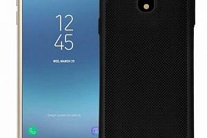 Zadní SLIM kryt pro Samsung J3-2017 PZK15 Barva: Černá...