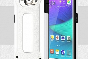 Army extra pevný zadní kryt pro Samsung S6 PZK11 Barva: Bílá...