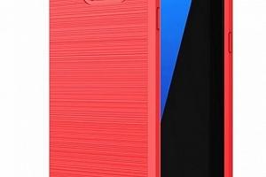 Zadní SLIM kryt pro Samsung S7 Edge PZK91 Barva: Červená...