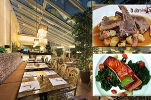 30% sleva na vše v luxusní restauraci U Dominikána v centru Prahy...