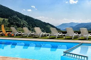 Relax v Rakousku: Wellness, eko strava, krásný výhled...