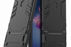 Army pevný zadní kryt se stojánkem pro Huawei Y5 2018 PZK28 Barva: Černá...
