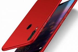 Ultratenký ochranný kryt pro Huawei Nova 3 PZK76 Barva: Červená...