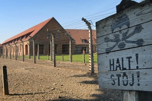 Výlet do koncentračního tábora Osvětim a Březinka v Polsku...