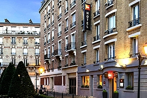 Francie na 2 nebo 3 noci pro 2 osoby se snídaněmi. Romantická Paříž a její úchvatné památky....