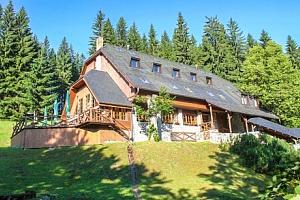 Jeseníky: Horský hotel Vidly **** s polopenzí a saunou + dítě do 12 let zdarma...