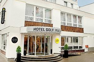 Wellness pobyt pro dvě osoby v 4*Hotelu Golf s polopenzí wellness, masáže a mnoho dalšího....