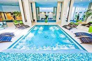 Hotel ABACUS Business & Wellness ****+ s plnou penzí a wellness u Budapešti...