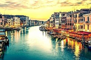 Romantické Benátky pro 2 osoby na 3 nebo 4 dny se snídaní....