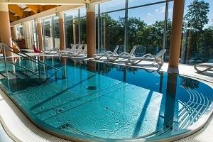 Hotel s aquaparkem, wellness a polopenzí od května v polských Jizerských horách...