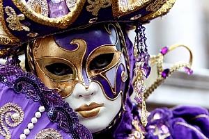 Karneval v romantických Benátkách - zájezd pro jednu osobu do Itálie na 3 dny....