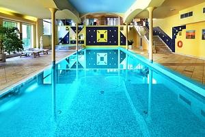 Top Hotel Praha**** s neomezeným wellness a japonskou zahradou...