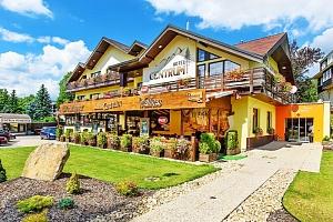 Harrachov v luxusním 4* hotelu s bohatým wellness balíčkem a s polopenzí...