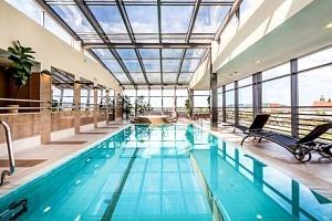 Krakov luxusně přímo v centru v Qubus Hotelu Kraków **** s neomezeným wellness...