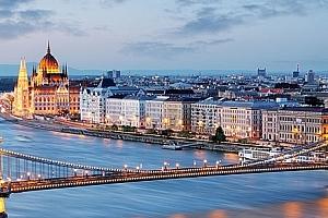 Exkluzivní Wellness Hotel Rubin**** v překrásné maďarské metropoli. Wellness pobyt v Budapešti....
