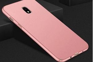 Ultratenký zadní kryt pro Samsung J7-2017 PZK3 Barva: Růžová...