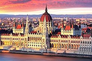 Wellness pobyt pro dva se snídaní v přepychovém Belvedere Hotel Budapešť****....