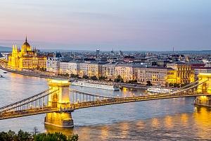 Romantická Budapešť ve 4* hotelu s neomezeným vstupem do wellness centra a snídaní + poukaz na…...