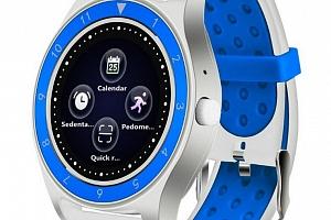 Smartwatch- chytré hodinky R10 SMW40 Barva: Bílá- Modrá...