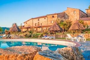 Toskánsko na 4 dny ve vile Fattoria IL Santo s bazénem a ochutnávkou specialit...