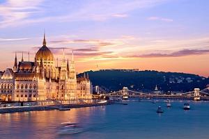 Stylový Soho Boutique Hotel **** v centru Budapešti...