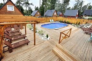 Vysoké Tatry ve vilkovém studiu se vstupem do sauny a minigolfem + dítě do 11,9 let zdarma...