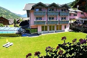 Rakouské Alpy v lázeňském hotelu Margarethenbad **** pro dva s wellness a polopenzí....