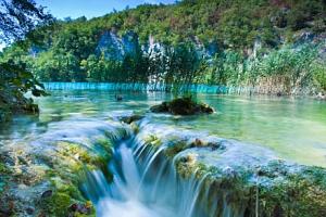 Chorvatsko v moderním Big Bear Resortu až pro 6 osob u Plitvických jezer...