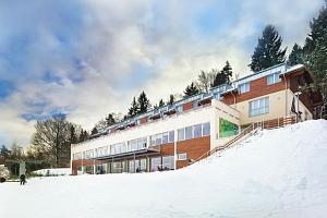 Březen na Monínci s ubytování a skipasem, záruka sněhu po celou sezónu...