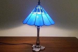 Sobotní jednodenní kurz Tiffany lampy v Prostějově 23.února 2019 - Tento kurz - Tiffany lampa je…...
