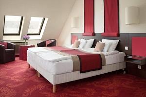 4* Wellness Hotel Rubin v Budapešti se stravou...