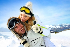Italské Alpy: 4 dny v Hotelu Milano Vermiglio *** s polopenzí a hned u skibusu...