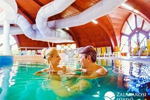 Zalakaros ve 4* hotelu Park Inn s neomezeným wellness i fitness a polopenzí...