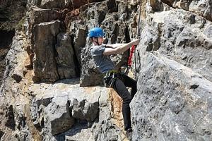 Kurz Via ferrata lezení Moravský kras - zažijte jedinečné odreagování a naučte se důležité…...