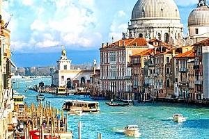 Zájezd pro jednoho do italského města Benátek, Verona, pobřeží jezera Lago di Garda....