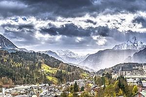 Zájezd pro jednu osobu, nejvyšší vrchol Německa a alpská jezera, zámky Ludvíka II. Bavorského....