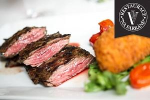 Restaurace na Farkáně - 30% sleva na veškeré jídlo včetně poledního menu v...
