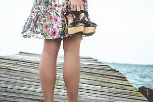 Lymfodrenáž pro nohy lehké jako pírko...