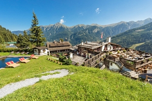 Vysoké Taury v Chalet Bellevue Alm s polopenzí a vstupem do 4* wellness a sauny...