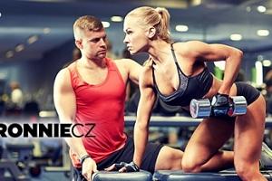 60min. lekce fitness s trenérem + tréninkový a výživový plán...