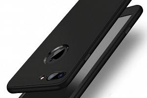 360° oboustranný kryt na Huawei P9 Lite - 3 barvy Barva: Černá...