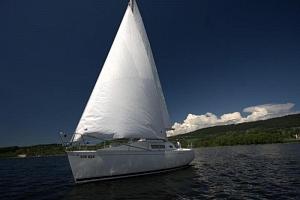 Den na jachtě...
