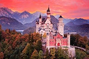 1denní poznávací zájezd za krásami Bavorska pro 1 osobu...