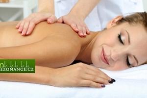 60min. Breussouva masáž, zábal zad a masáž chodidel pro ženy...