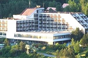 3 denní wellness pobyt pro dva v hotelu Petr Bezruč***, s polopenzí, bazénem, infrasaunou, aj....